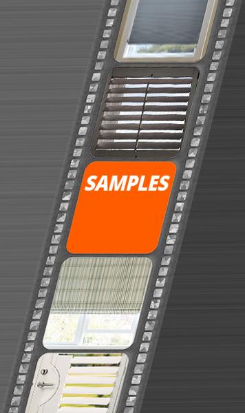 Strickland's Set Services samples