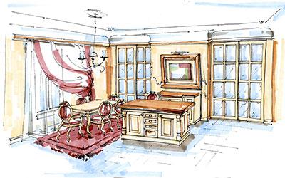 Set decorators sketch